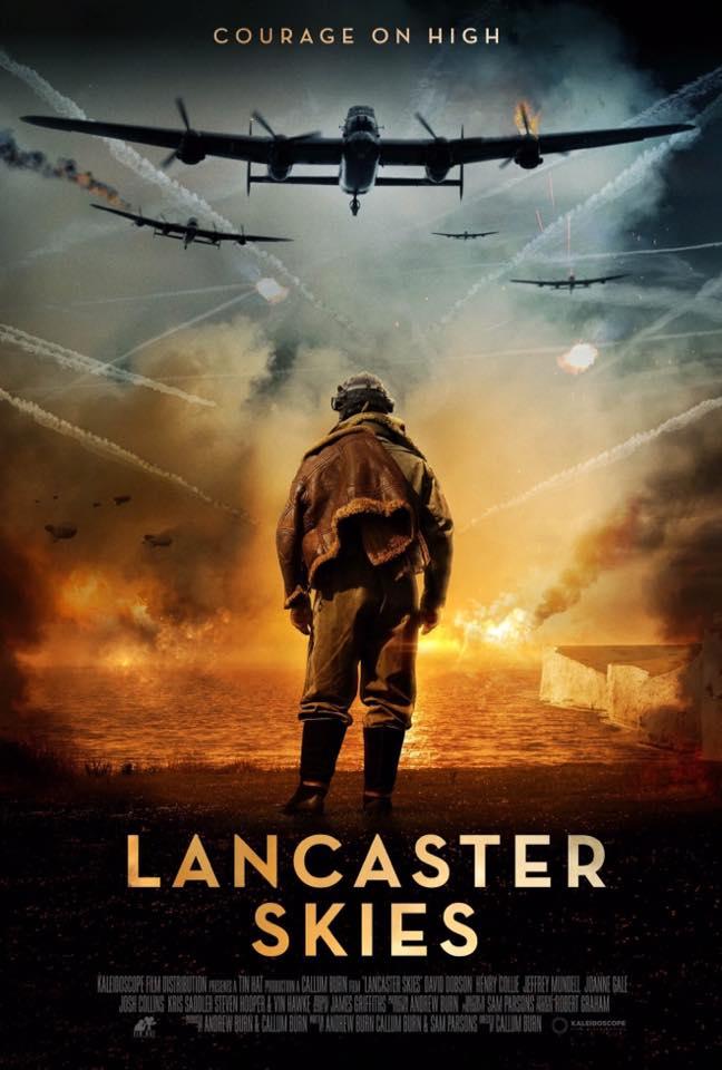 Poster: Lancaster Skies