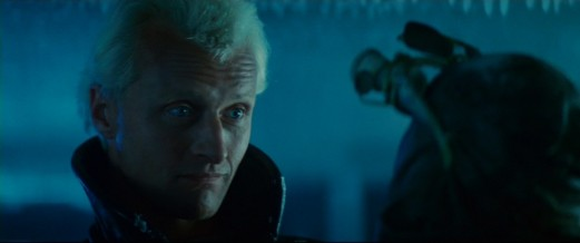 "Rutger Hauer as Roy Batty in ""Blade Runner"""