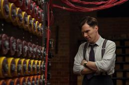 "Benedict Cumberbatch as Alan Turing in ""The Imitation Game"""