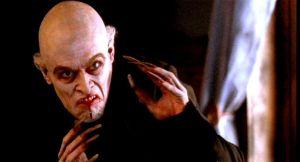 "Willem Dafoe as Max Schreck in ""Shadow of the Vampire"""