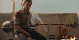 "Tom Hiddleston as Dr. Robert Laing in ""HIgh Rise"""