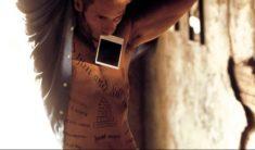 """Guy Pierce as Leonard in """"Memento"""""""