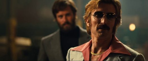 "Sharlto Copley as Vernon in ""Free Fire"""