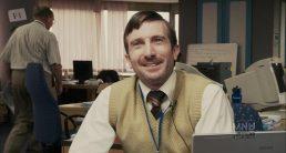 """Sharlto Copley as Wikus van de Merwe in """"District 9"""""""