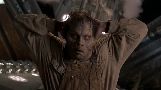 """Vincent D'Onofrio as Edgar the Bug in """"Men in Black"""""""