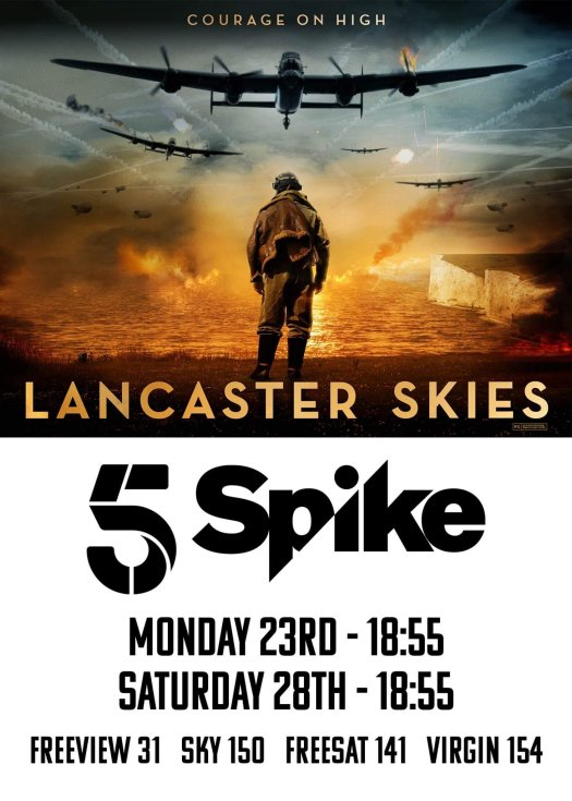 Lancaster Skies on 5Spike