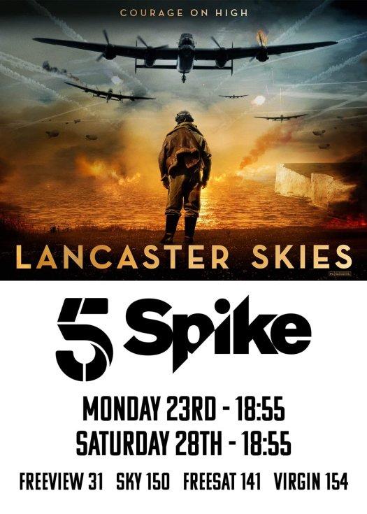 Lancaster Skies on 5Spike